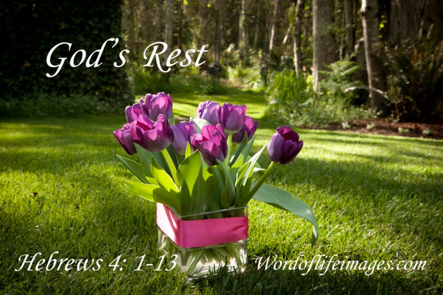 Finding God's Rest when facing cancer.